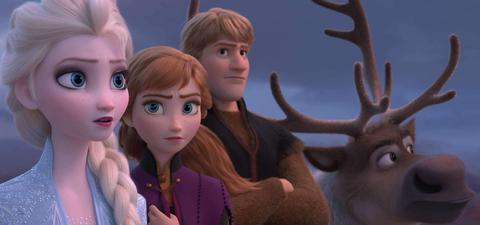 Adventure: Frozen II (2019) an Alternate Opinion