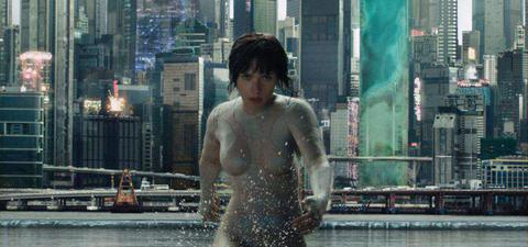Action: Ghost in the Shell (2017)