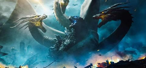 Action: Godzilla: King of the Monsters (2019)