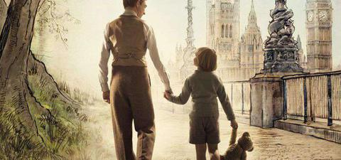 Family: Goodbye Christopher Robin (2017)