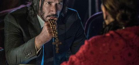 Crime: John Wick: Chapter 3 – Parabellum (2019)