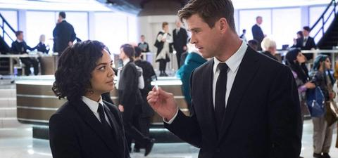 Action: Men in Black: International (2019)