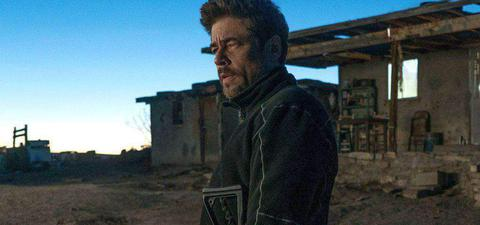 Action: Sicario: Day of the Soldado (2018)