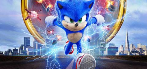 Action: Sonic the Hedgehog (2020)
