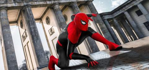 Action: Spider-Man: Far from Home (2019)