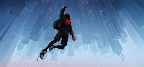Action: Spider-Man: Into the Spider-Verse (2018)