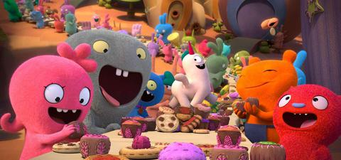 Animation: UglyDolls (2019)