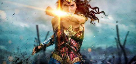 Action: Wonder Woman (2017)